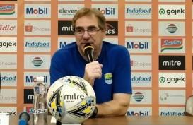 Pelatih Persib Tidak Setuju Liga 1 Dijalankan Tanpa Degradasi