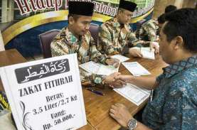 Penerimaan Zakat Fitrah di Kota Semarang Meningkat