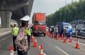 Larangan Mudik, Volume Kendaraan Trans Sumatra Turun 17,13 Persen