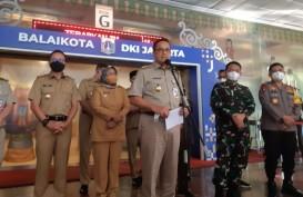 Usai Patroli, Anies Menyebut tentang Pejuang Covid-19 di Jakarta