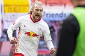 RB Leipzig Perpanjang Kontrak Emil Forsberg Hingga…