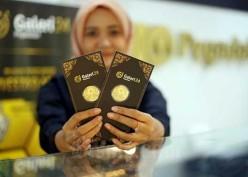 Harga Emas 24 Karat di Pegadaian Hari Ini, Kamis 13 Mei 2021, Turun!