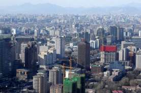 Masjid di Beijing Gelar Salat Idulfitri Terbuka