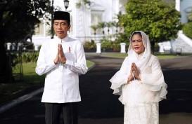Tak Mudik Lebaran, Jokowi: Semoga Wabah Covid-19 Segera Sirna