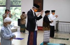 Idulfitri-Kenaikan Isa Almasih Bersamaan, Ganjar: Berkah Indonesia
