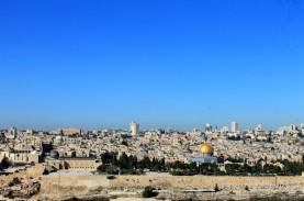 Konflik Palestina-Israel Memanas, Salat Ied Tetap…