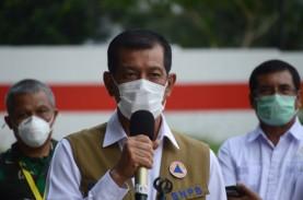 Doni Monardo Imbau Satgas Covid-19 Daerah Tak Segan…