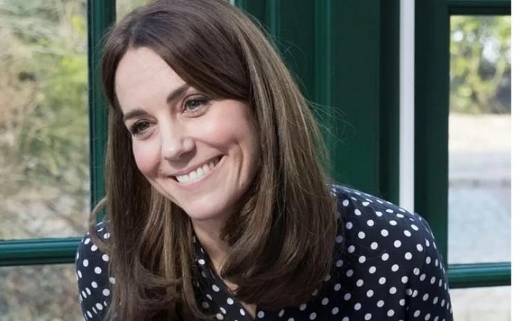 Duchess of Cambridge Kate Middleton di Irlandia pada 4 Maret 2020. - Antara/Reuters