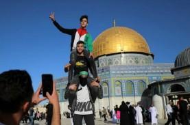Presiden AS Joe Biden Optimistis Kekerasan Israel-Palestina…