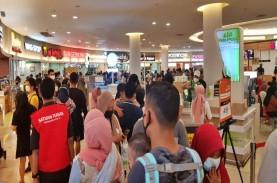 Kunjungan Mal di Surabaya Nyaris Normal, Protokol…