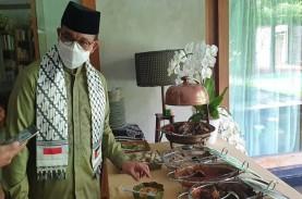 Intip Menu Khas Lebaran di Kediaman Anies Baswedan