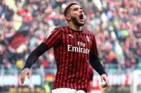 AC Milan Bantai Torino, Pioli Puji Pemainan Theo Hernandez