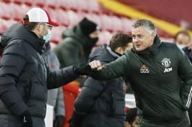 Jelang Lawan Liverpool, Skuad MU Tiba di Old Trafford…