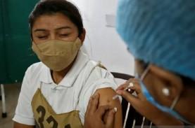 India Targetkan Suntik 2 Miliar Dosis Vaksin Covid-19