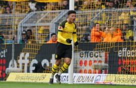 Dortmund Juara DFB Pokal, Sancho Masih Kesal Tidak Bisa Bikin Hattrick