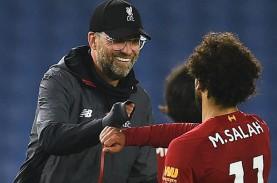 Liverpool Tekuk MU di Old Ttafford, Klopp: Kemenangan…