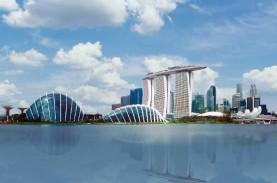 Kasus Covid-19 Tak Terlacak Meningkat, Singapura Kembali…