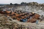 Infeksi Covid-19 di India Tembus 24 juta, 4.000 Kasus Kematian Sehari