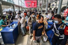 Arus Balik Lebaran Belum Dimulai, KAI: Penjualan Tiket…