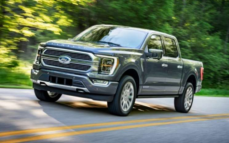 Ford F-150.  - Ford