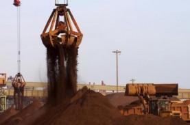China Intervensi Pasar, Harga Bijih Besi Melemah Setelah Sempat Tembus Level Tertinggi