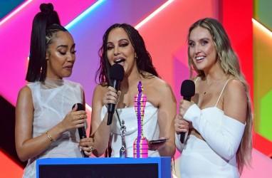 Menangkan Best British Group, Berapa Kekayaan Bersih Little Mix?