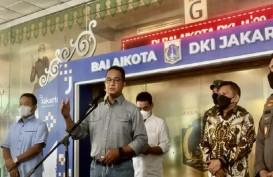 Jaga Tren Covid-19, Anies Perintahkan Tes Antigen Pemudik yang Balik ke Jakarta