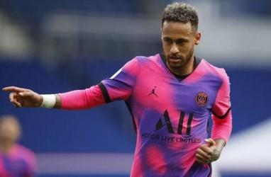 Kena Sanksi dari Federasi, Neymar Dilarang Main di Final Piala Perancis