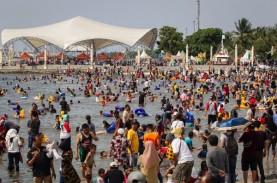 Hari Kedua Lebaran, Kunjungan ke Taman Impian Jaya…