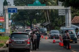 Banten Intensifkan Penyekatan Antisipasi Lonjakan…