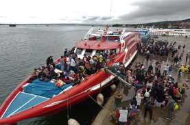 Arus Balik di Sulawesi Tenggara Meningkat
