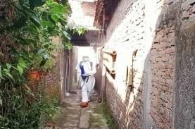 Satu Kampung di Solo Menutup Diri Setelah Warga Terjangkit…