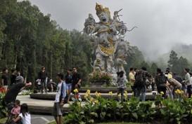Libur Lebaran, Kebun Raya Bedugul Ramai Dikunjungi Wisatawan