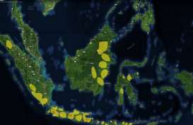 Peringatan Dini Cuaca Jabodetabek, Waspadai Hujan Disertai Kilat