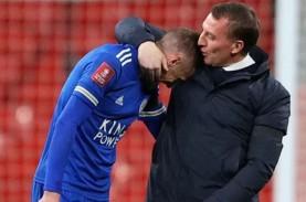 Final FA Cup Leicester vs Chelsea, Persembahan untuk…