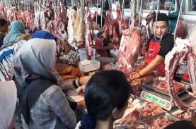 Harga Daging Sapi dan Ayam di Solo Mulai Melandai