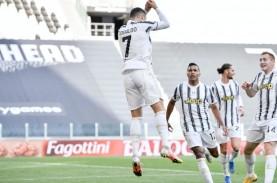 3 Penalti 2 Kartu Merah, Juventus Atasi Inter, Jaga…