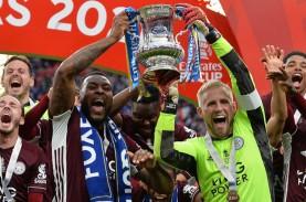 Tundukkan Chelsea, Leicester City Pertama Kali Juara…