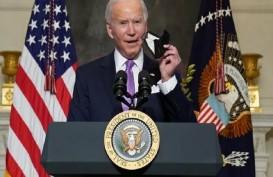 Percakapan Pertama Joe Biden dengan Mahmoud Abbas, Bahas Apa?