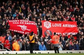 Ternyata, Bos Spotify Ajukan Lamaran Meminang Arsenal.…