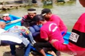Perahu Tenggelam di Kedung Ombo, Enam Orang Ditemukan…