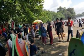 Ridwan Kamil: Akses Obyek Wisata Pangandaran Ditutup!