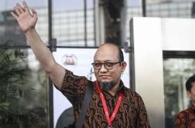 Pegawai Tak Lulus TWK Dinonaktifkan, Novel Baswedan:…