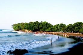 Daya Tarik Batukaras Pantai Pangandaran, yang Lagi…