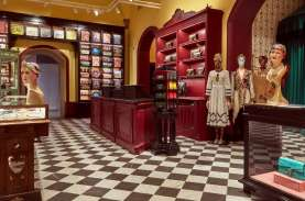 Perjalanan 100 Tahun, Gucci Gelar Pameran di Gucci…