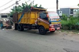 Konsumsi Meningkat, Volume Sampah Kota Tangerang Naik…