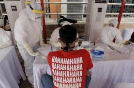 Dinkes Sumedang Sediakan Pemeriksaan Antigen di Wisata…