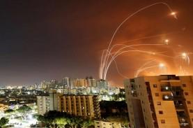 Mengenal Iron Dome, Kubah Israel Penghalau Rudal Hamas…