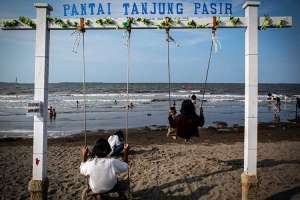 Pemprov Banten Menutup Semua Obyek Wisata Hingga 30 Mei 2021