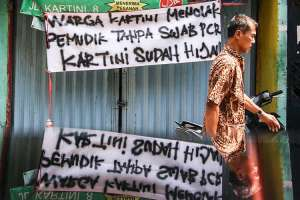 Warga di Sejumlah Wilayah di Jakarta Menolak Kedatangan Pemudik